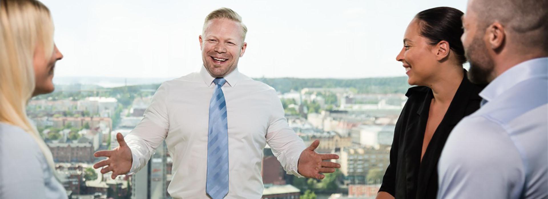 PMO Finland Oy - Senior Advisor Kari Kouvalainen